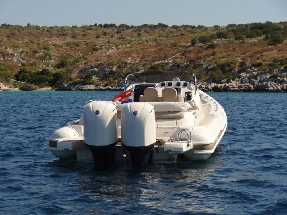 Boat rental Primošten cheap MAR-CO e-motion 32