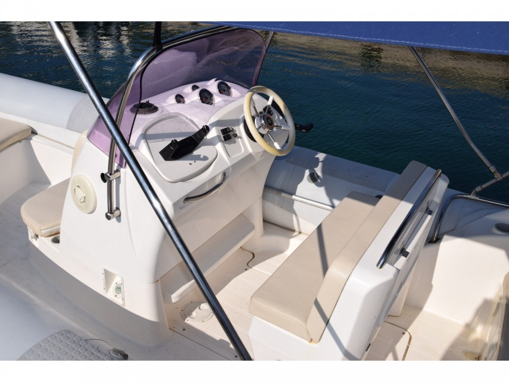 Hire Motor boat with or without skipper Brig Primošten