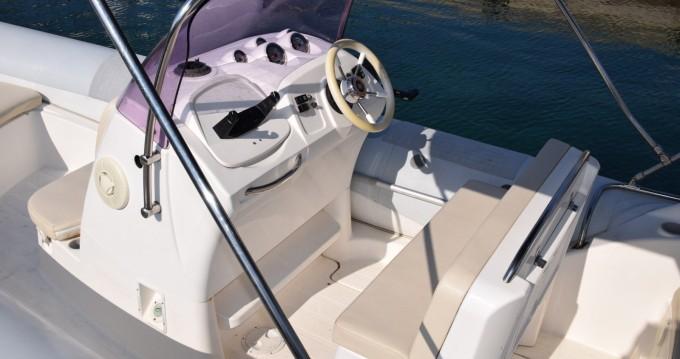 Boat rental Primošten cheap Brig Eagle 645