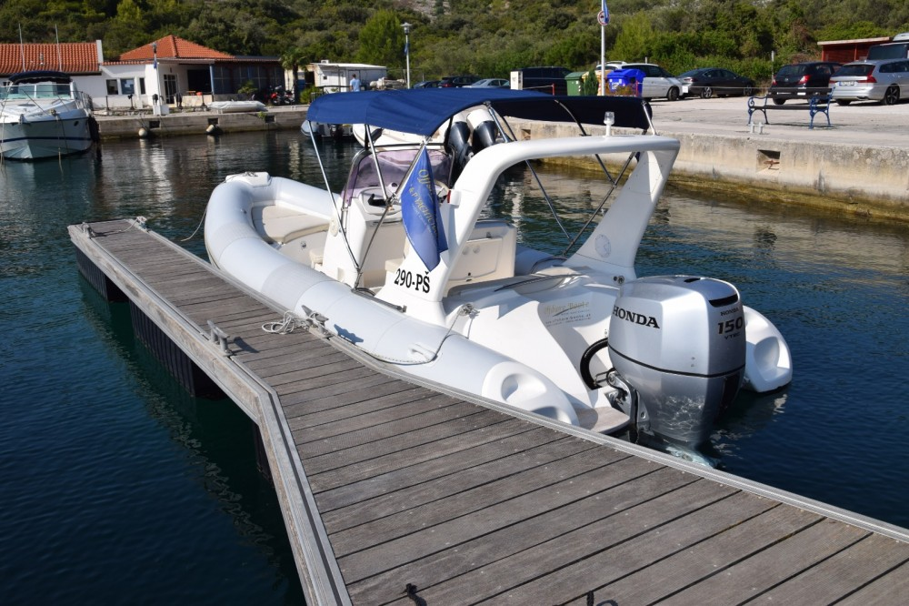 Boat rental Primošten cheap Brig Eagle 645