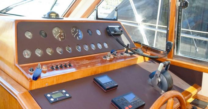 Rental Motorboat in Primošten - Yaretti Yaretti 1570 Heck