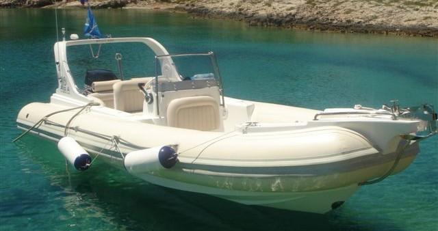 Boat rental Primošten cheap AGA Marine Spirit 640
