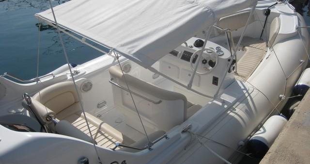 Rental Motorboat in Primošten -  AGA Marine Spirit 640