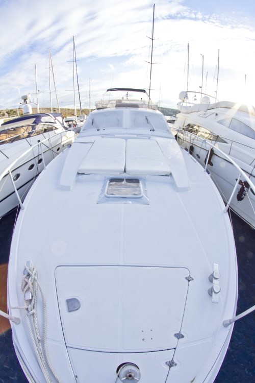 Rental Motor boat in Primošten - Ferreti Ferretti 52-7