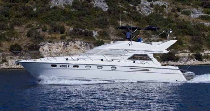 Princess Princess 470 between personal and professional Primošten