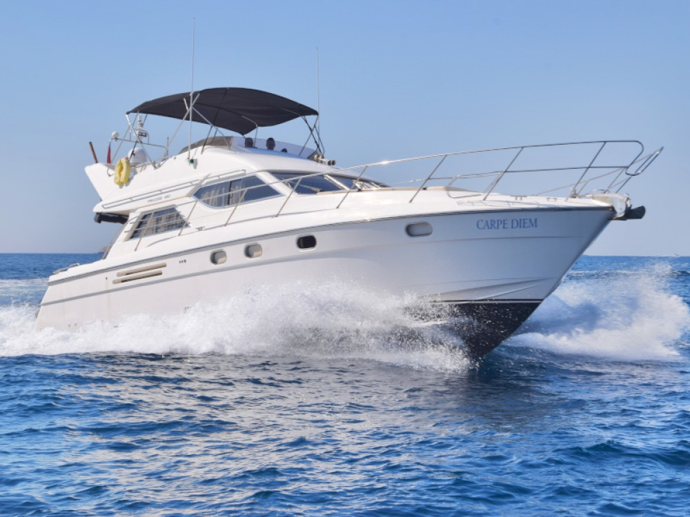 Boat rental Primošten cheap Princess 480