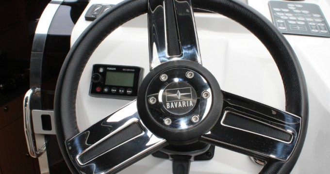 Boat rental Biograd na Moru cheap Bavaria S29 OPEN