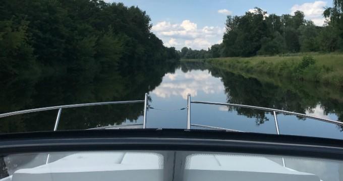 Boat rental Bavaria Bavaria S29 OPEN in Biograd na Moru on Samboat