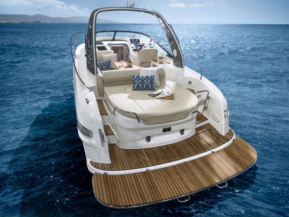 Rental Motor boat in Biograd na Moru - Bavaria Bavaria S29 OPEN