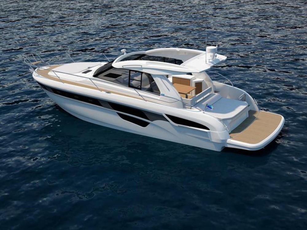 Boat rental Pula cheap Bavaria Sport S45 HT