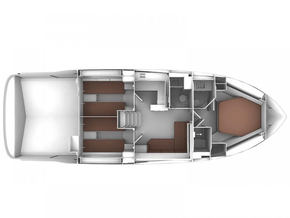 Rental yacht Pula - Bavaria Bavaria Sport S45 HT on SamBoat