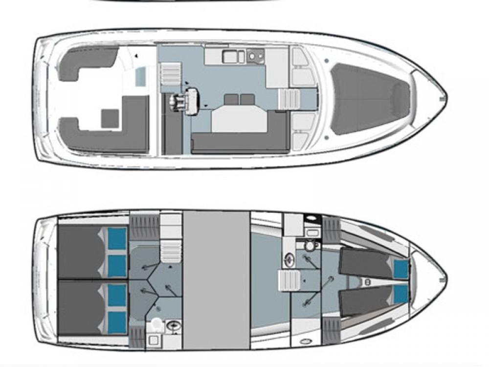 Boat rental Bavaria Bavaria E40 Fly in Pula on Samboat
