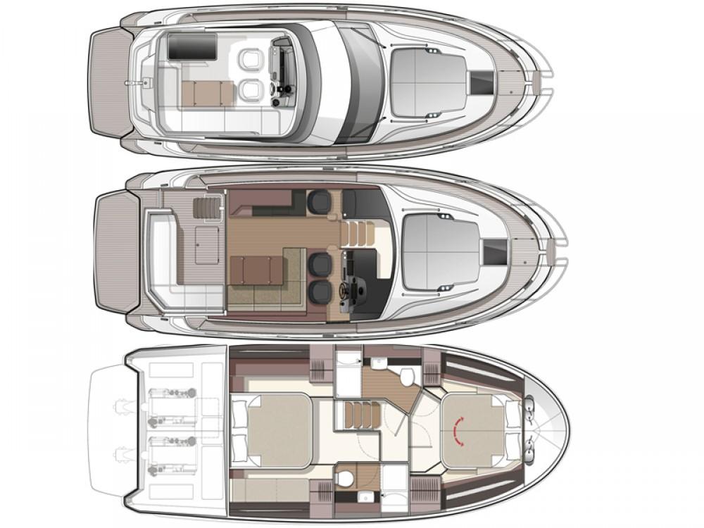 Rental yacht Pola - Bavaria Bavaria R40 on SamBoat