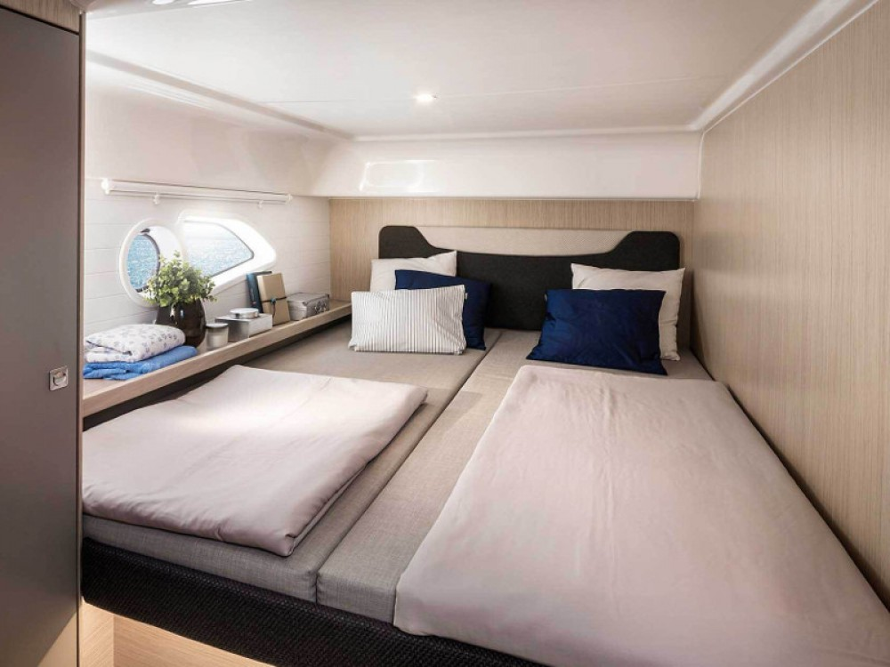 Boat rental Marina Kornati cheap Bavaria E40 Fly