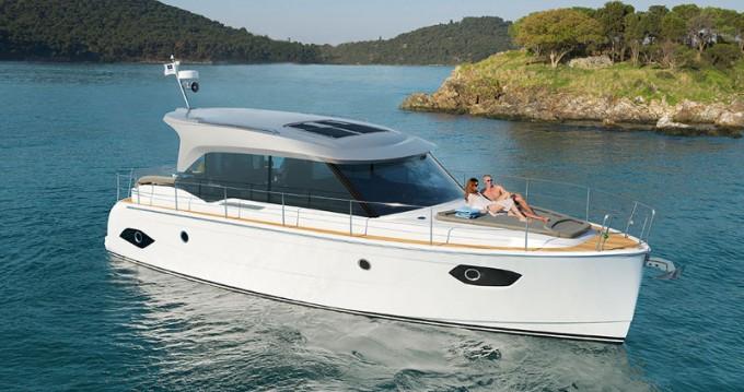 Boat rental Biograd na Moru cheap Bavaria E40 Sedan