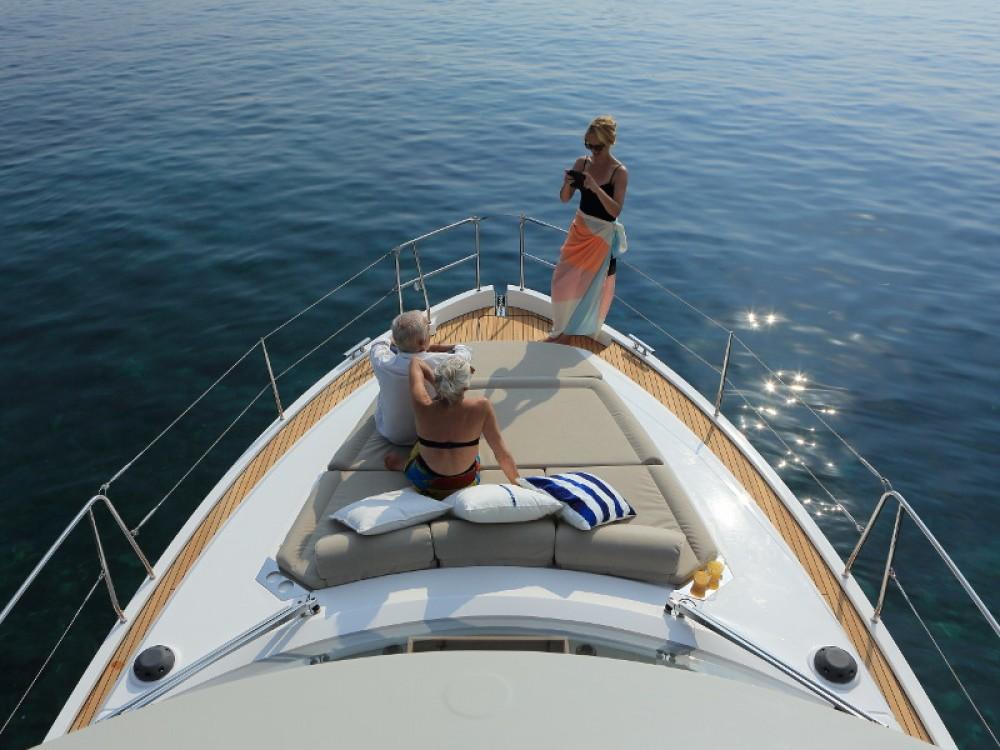 Boat rental Marina Kornati cheap Bavaria E40 Sedan