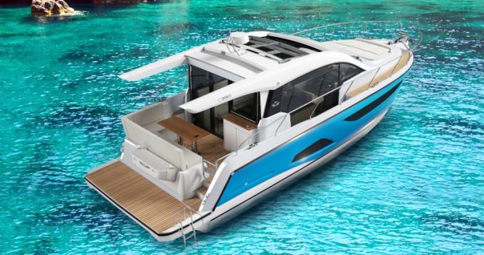 Boat rental Veruda cheap Sealine C390