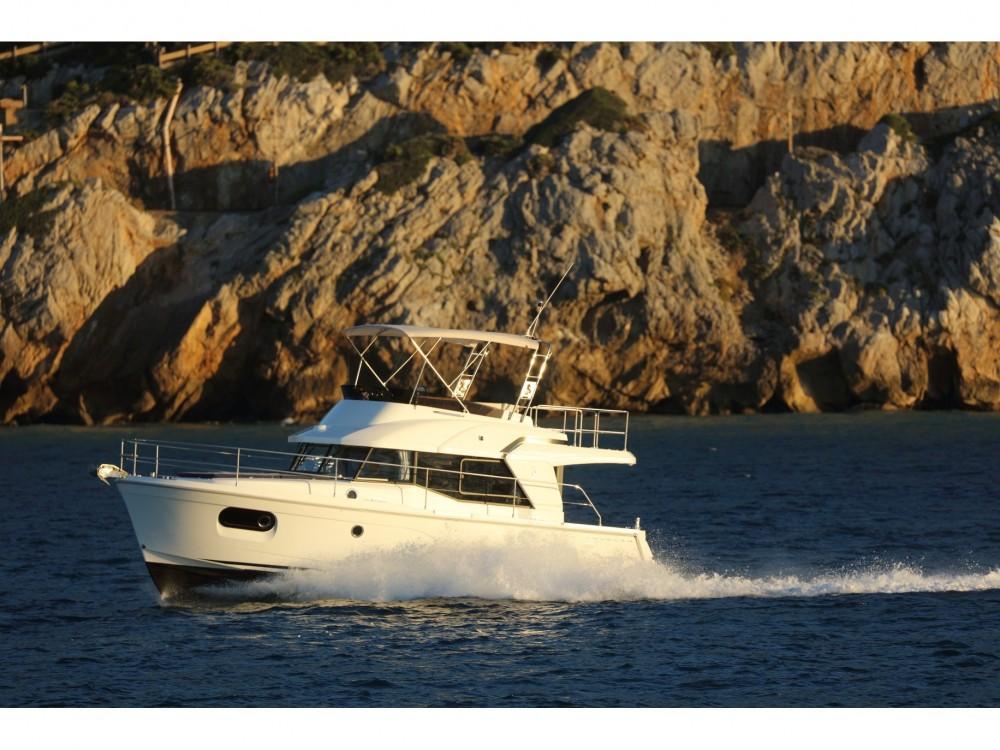 Boat rental Pula cheap Swift Trawler 35