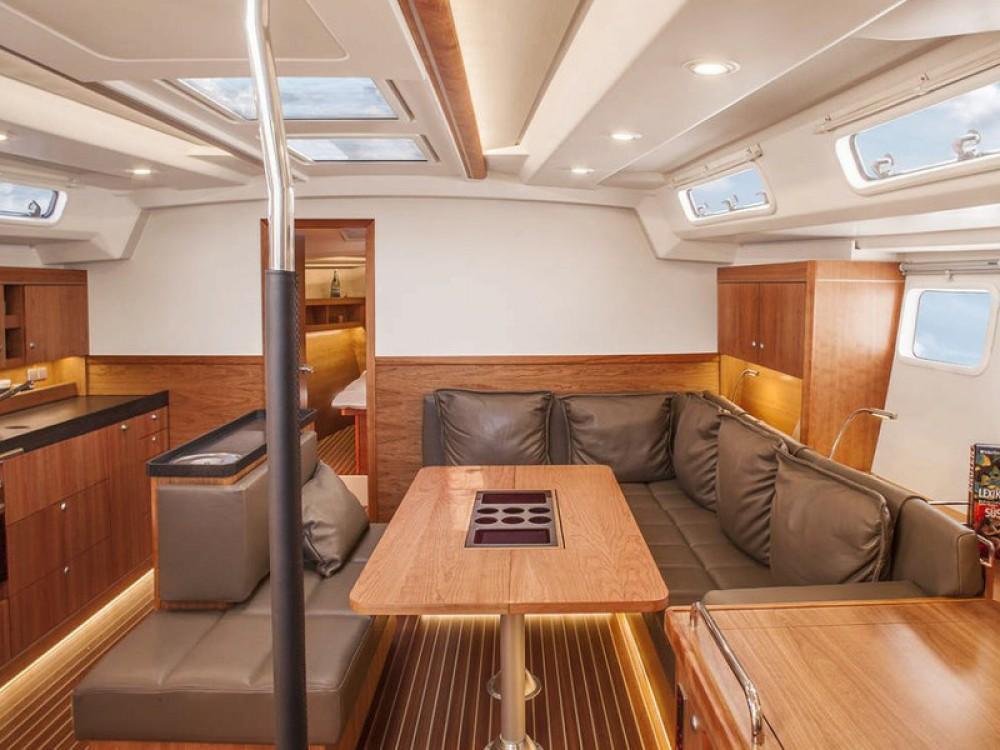 Boat rental Kaštel Gomilica cheap Hanse 505 - 4 cabin Version