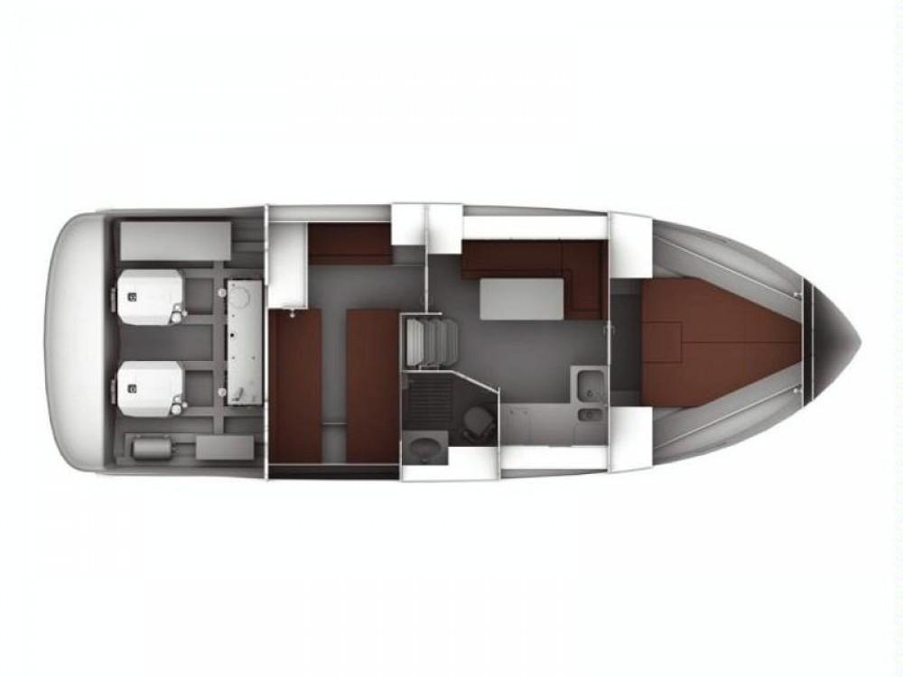 Rental Motor boat in Pula - Bavaria Bavaria Sport 34 HT
