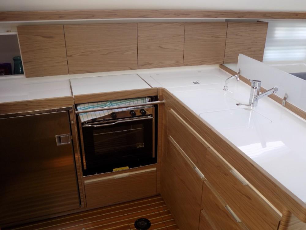 Rental yacht Kaštel Gomilica - Elan Elan 45 impression on SamBoat