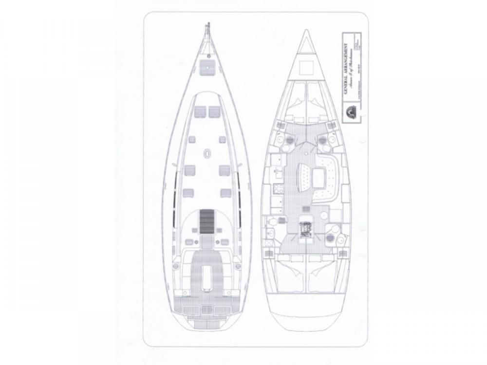 Boat rental  cheap Sun Odyssey 49