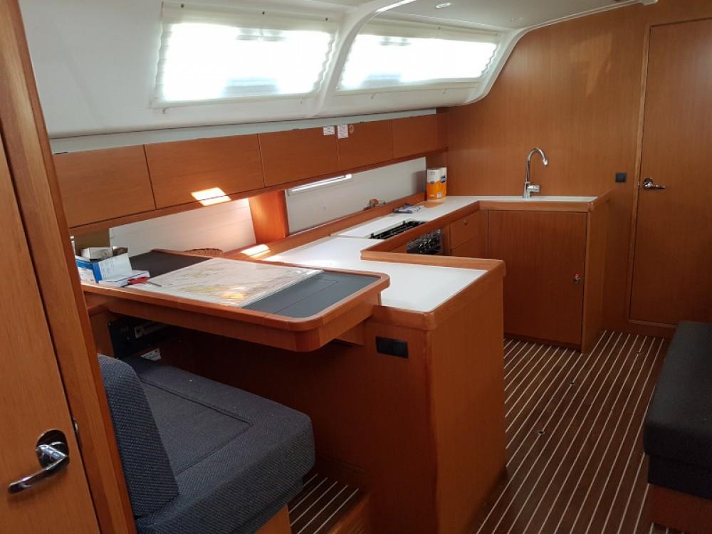 Bavaria Bavaria Cruiser 51 between personal and professional Kaštel Gomilica