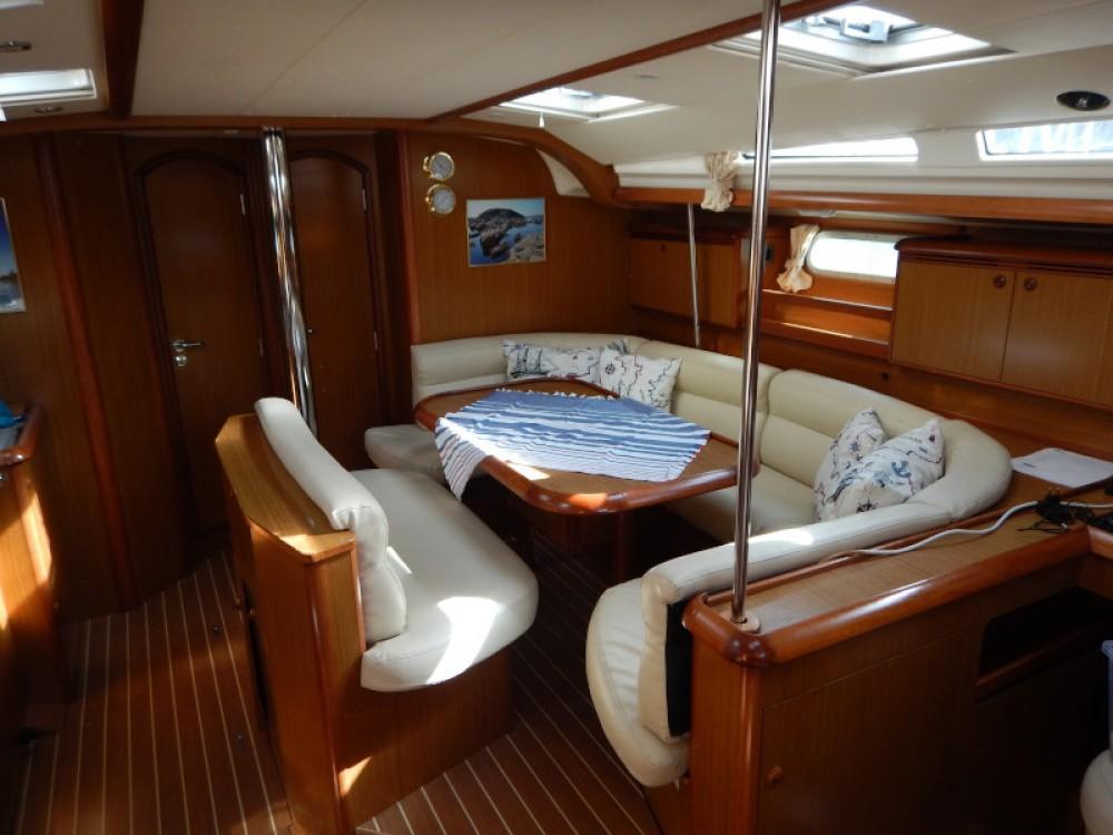 Rental yacht  - Jeanneau Sun Odyssey 49 on SamBoat