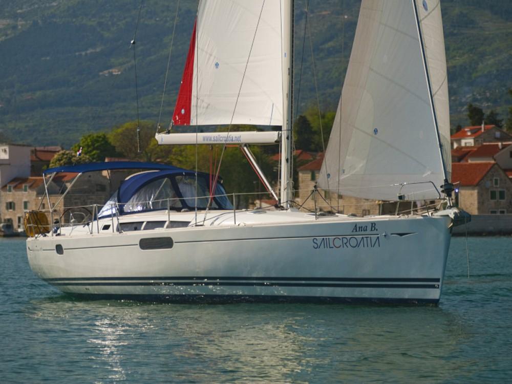 Boat rental Kaštel Gomilica cheap Sun Odyssey 49i
