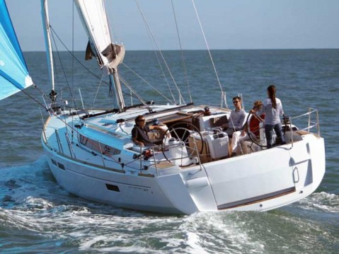 Rent a Jeanneau Sun Odyssey 469 Athens