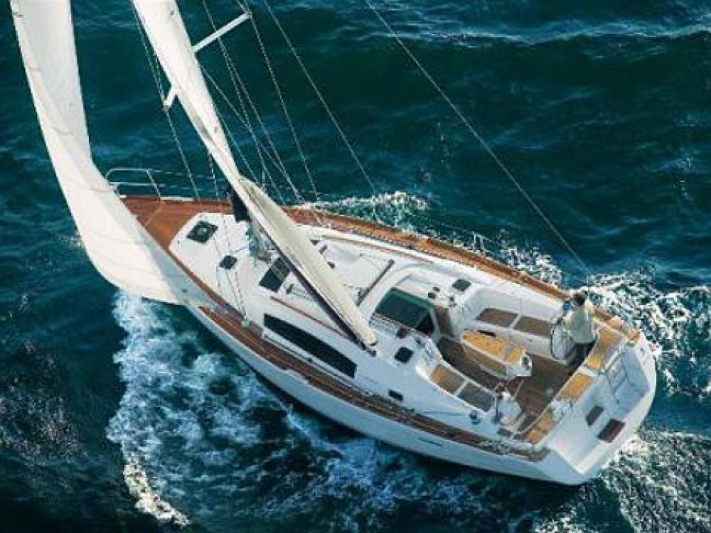 Rental yacht Alimos Marina - Bénéteau Oceanis 40 on SamBoat