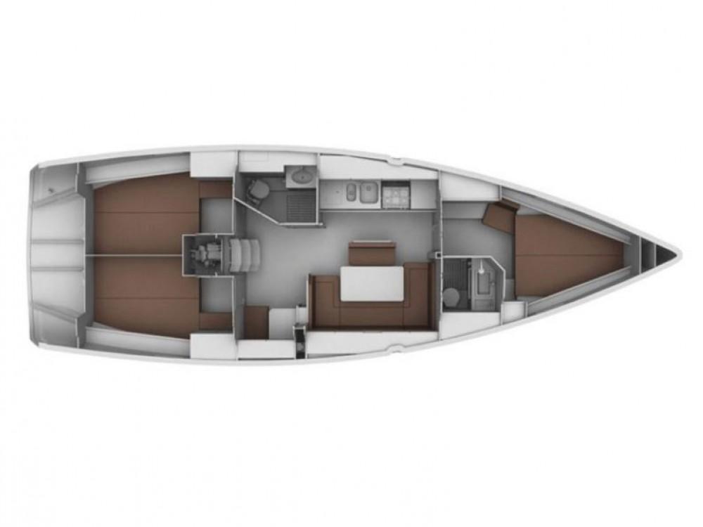 Rental yacht Marina Naviera Balear -  Bavaria 40 Sport on SamBoat