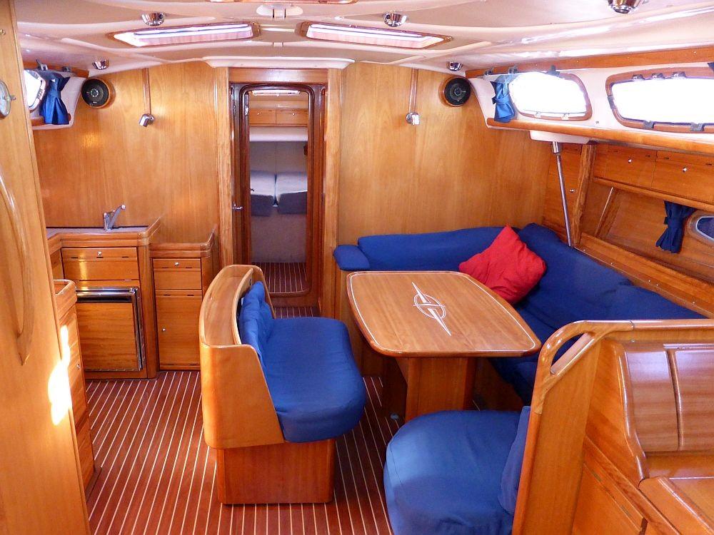 Boat rental Palma cheap Bavaria 46 Cruiser