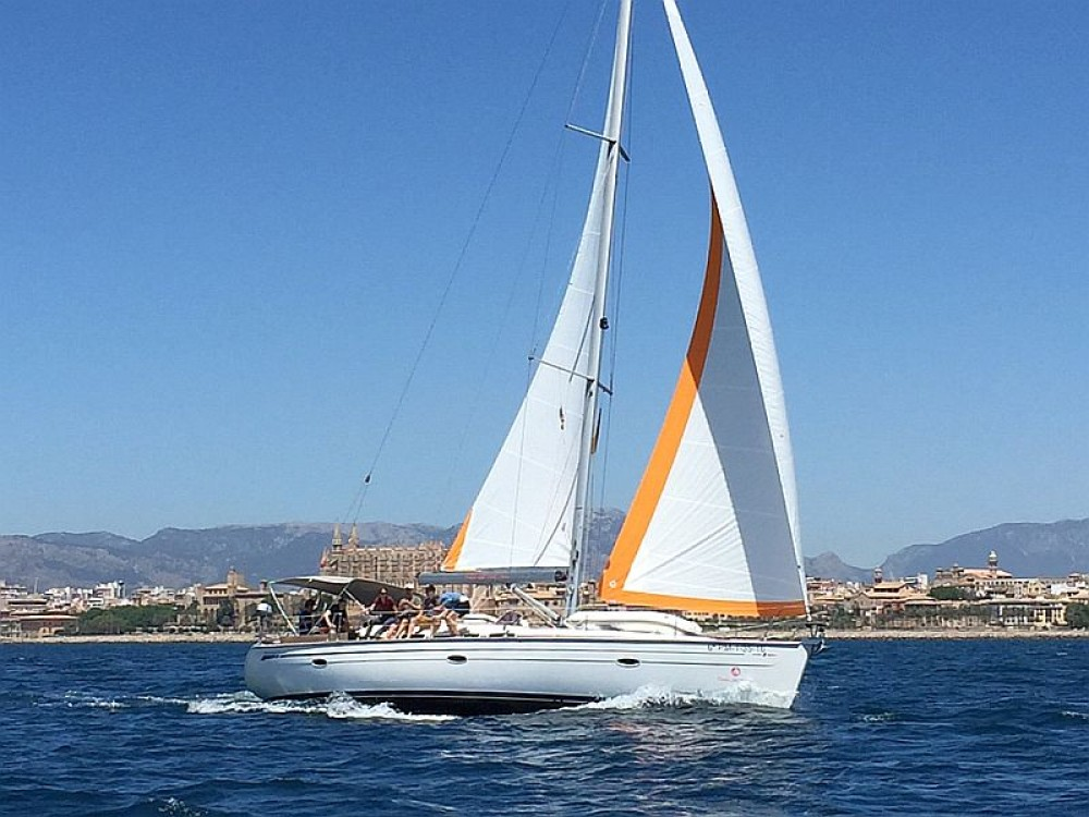 Bavaria Bavaria 46 Cruiser between personal and professional Palma