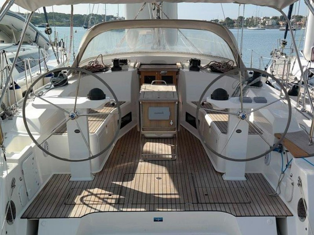 Boat rental Palma cheap Bavaria Cruiser 45