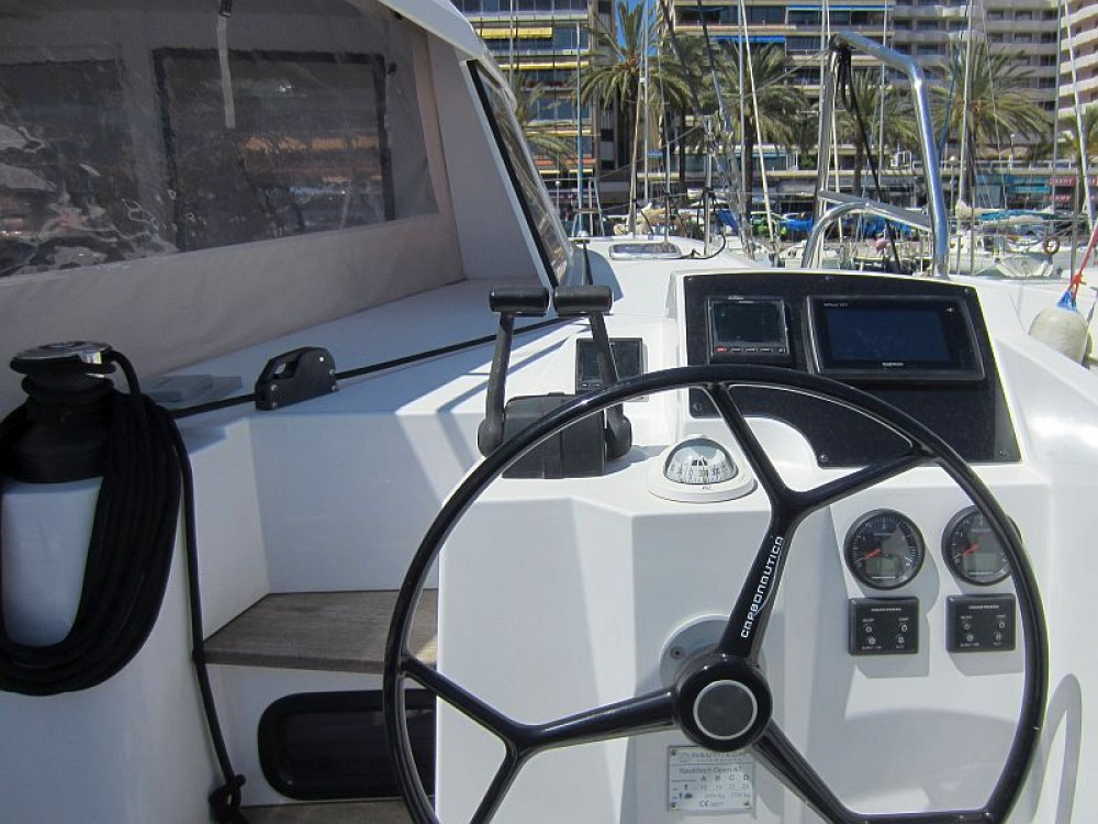 Rental yacht Palma - Nautitech Nautitech Open 40 on SamBoat