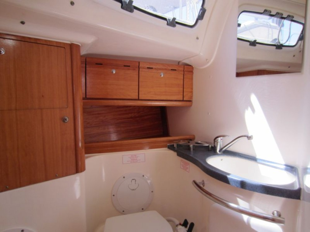 Rental Sailboat in Palma - Bavaria Bavaria 50 Cruiser