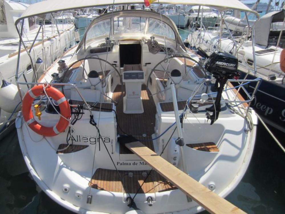 Boat rental Bavaria Bavaria 50 Cruiser in Palma on Samboat