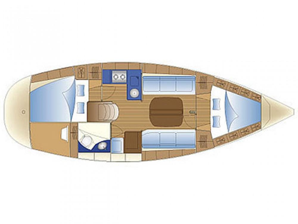 Boat rental Bavaria Bavaria Cruiser 32 in  on Samboat