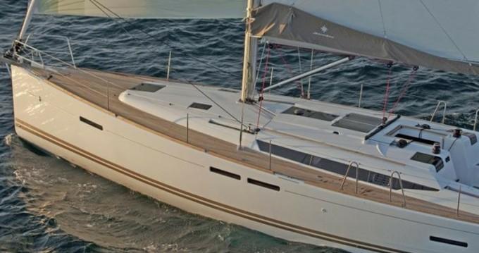Rent a Jeanneau Sun Odyssey 439 Palma de Mallorca