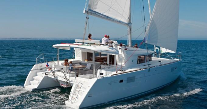 Rental yacht Palma de Mallorca - Lagoon Lagoon 450 on SamBoat