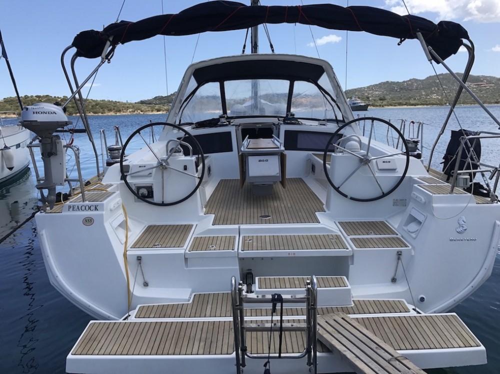 Rental Sailboat in Palma de Mallorca - Bénéteau Oceanis 48