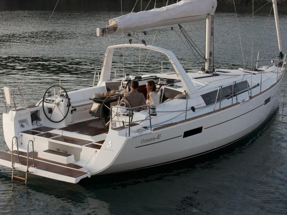 Sailboat for rent Palma de Majorque at the best price