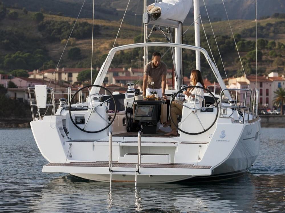 Rental Sailboat in Palma - Bénéteau Oceanis 41