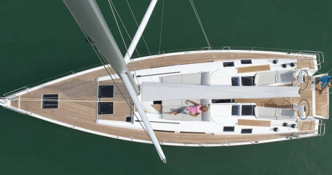 Rental yacht Palma de Mallorca - Hanse Hanse 505 on SamBoat