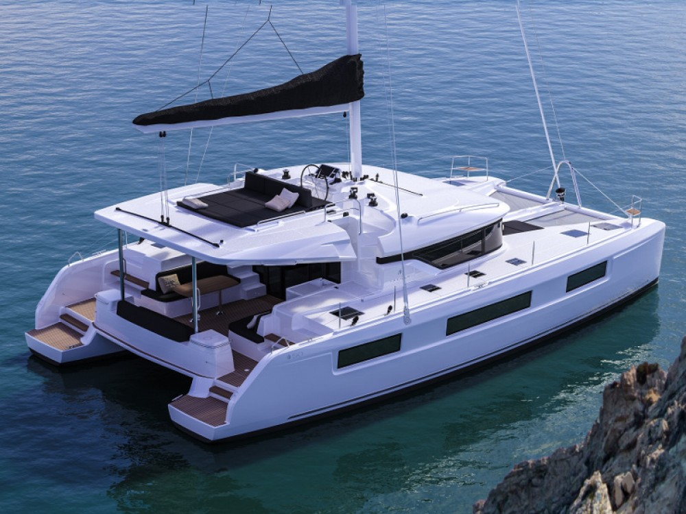 Rental Catamaran in Capo d'Orlando - Lagoon Lagoon 50