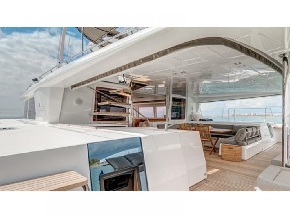 Rental yacht Capo d'Orlando - Lagoon Lagoon 560 on SamBoat