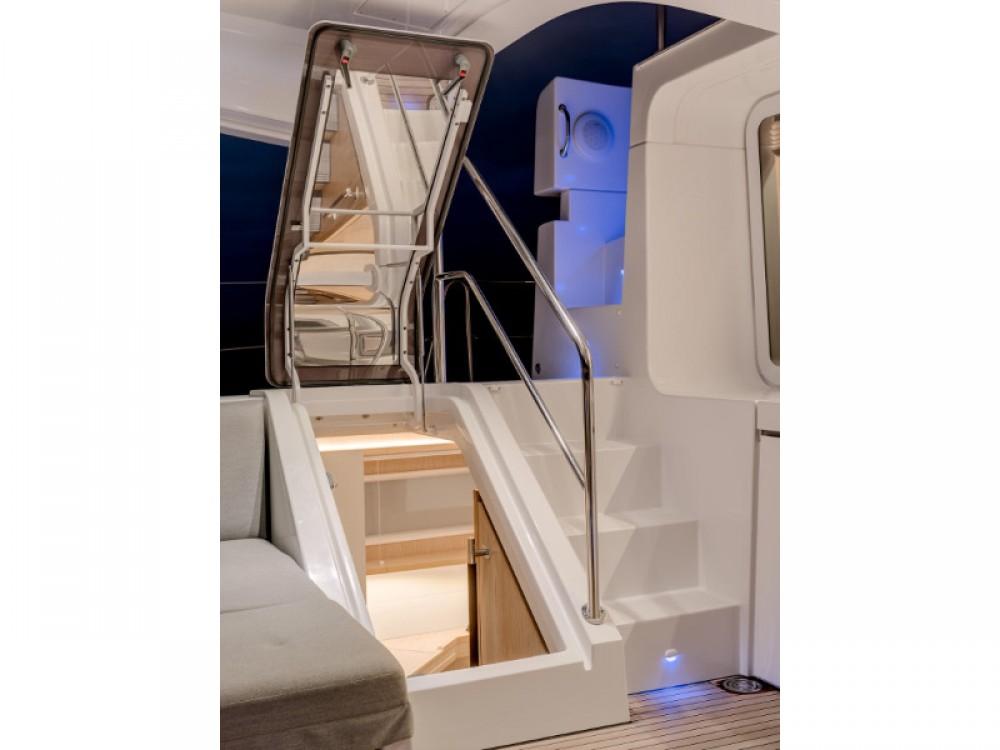 Catamaran for rent Castellammare di Stabia at the best price