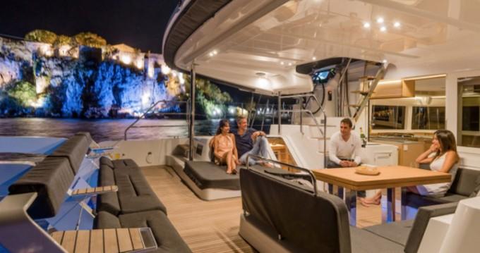 Hire Catamaran with or without skipper Lagoon Kalamata
