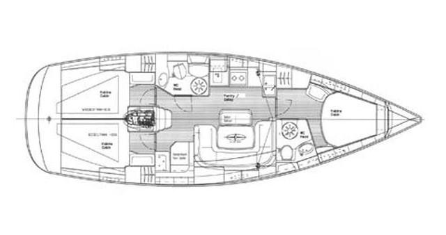 Rental Sailboat in Trogir - Bavaria Bavaria 39 Cruiser